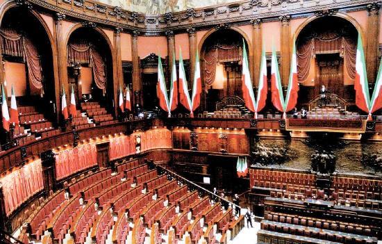Cultura italia la camera dei deputati una storia fotografica for Camera dei deputati roma