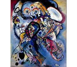 Kandinsky, l'astrazione come forma della spiritualità