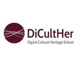 Logo Digital Cultural Heritage, Arts and Humanities School
