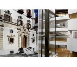 Cultura italia un patrimonio da esplorare for Biblioteca maxxi
