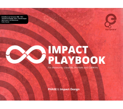 Copertina dell'Europeana Impact Playbook