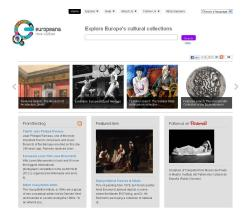 The Europeana portal