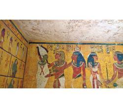 Ricostruzione della tomba di Tutankhamon