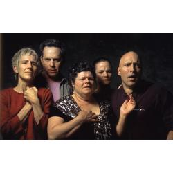 Bill Viola, <em>The quintet of rememberance</em>, 2000
