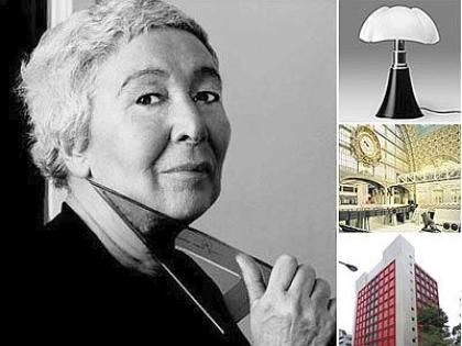 [Gae Aulenti, projects and context]
