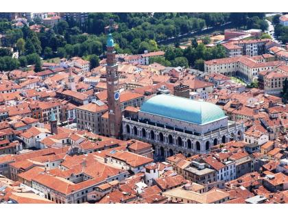 [The new life of Vicenza, a capital of art]
