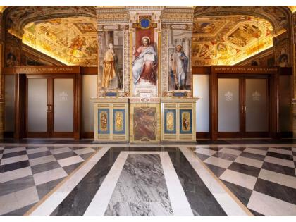 [The Vatican Library to digitalize 80,000 manuscripts]