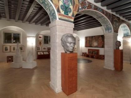 Cultura italia la casa d arte futurista depero opera for Museo d arte moderna e contemporanea di trento e rovereto