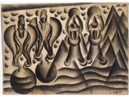 Cultura italia depero e la rivoluzione teatrale futurista for Museo d arte moderna e contemporanea di trento e rovereto