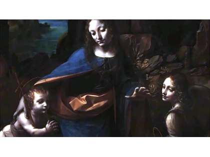 "[""Leonardo Live"", al cinema la mostra della National Gallery]"