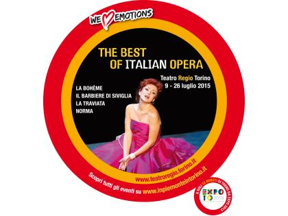 "[""The Best of Italian Opera"", lirica per l'Expo]"