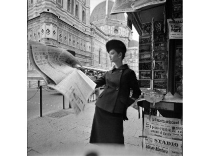 Vogue, Firenze, 1962 © Duffy Archive