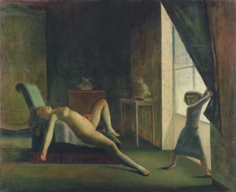 Cultura italia un patrimonio da esplorare for Balthus la chambre