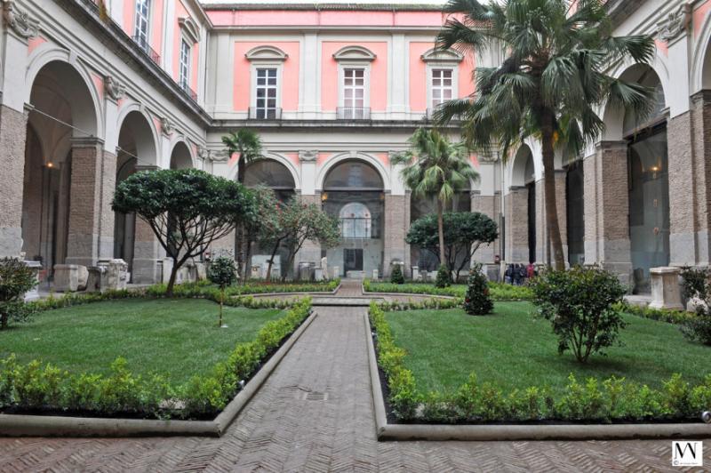Museo Archeologico Nazionale.Cultura Italia Grandi Opere Al Museo Archeologico Nazionale Di Napoli